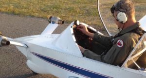 Самый маленький самолет