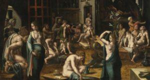 Почему жители средневековой Европы боялись мыться?
