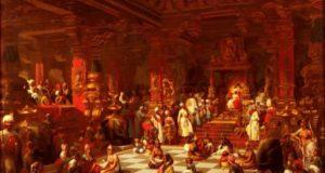 Можно ли играть в шахматы живыми фигурами?