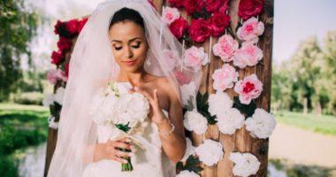 Необычные свадебные букеты — какие они?