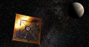 Российские космические парусники будут изучать Солнце