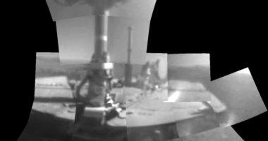 Первое селфи марсохода Opportunity