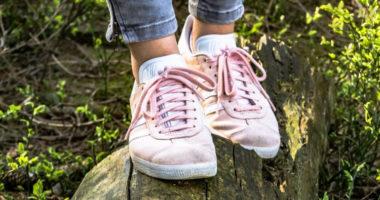 Как распознать подделку кроссовок?