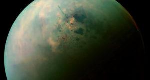 Мультикоптер для спутника Сатурна: 400 килограмм и радиоактивная батарея