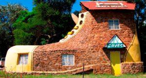 19 самых необычных домов мира