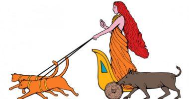 Мифический Асгард. Кто в нём живёт?