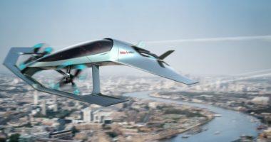 Volante Vision: премиальное аэротакси от Aston Martin
