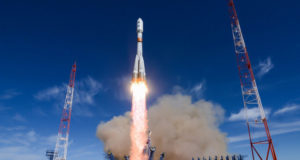 Удар молнии не помешал «Союз-2.1б» успешно вывести спутник