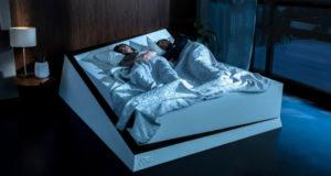 Создана кровать, которая не дает вам спать на чужой половине
