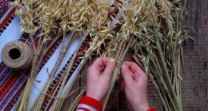 Дидух – новогодний символ славян?