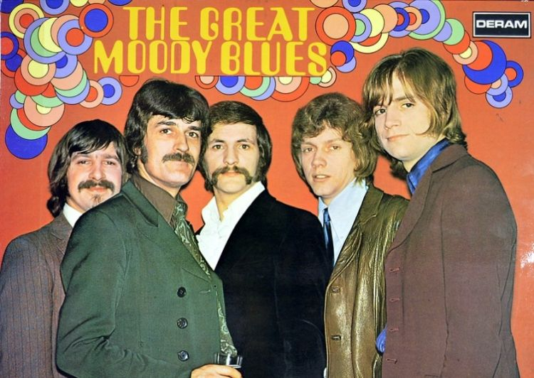 Что послушать у The MOODY BLUES кроме «Ночей в белом атласе»? Часть 1. От блюза к прогрессиву