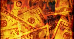 Когда и почему США сожгли 200 миллионов долларов?