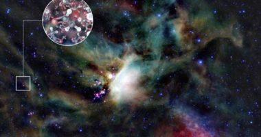 Сладкий космос: Сахар у звезды
