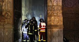 Пожар в Нотр-Дам: краткие итоги. Что сгорело, а что нет