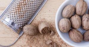Чем полезен мускатный орех?