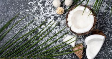 Что приготовить к Новому году из кокосовой стружки?