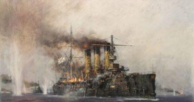 Офицеры Российской империи. Как служил вице-адмирал З. П. Рожественский?