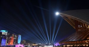 Чем опасны лазерные шоу?