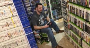 Самая большая коллекция видеоигр