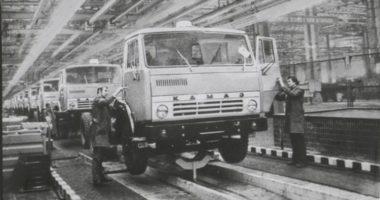 Полвека КАМАЗу. Как развивалось производство?
