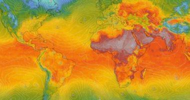 Планета перегрелась: температурные рекорды прошлой недели