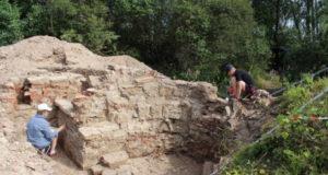Храм-призрак раскопан в Великом Новгороде