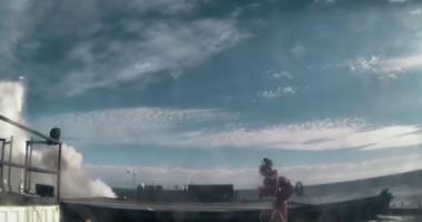 В новом видео SpaceX показала кадры неудачной части запуска Falcon Heavy