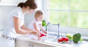 Зачем к сливу кухонной мойки присоединяют измельчитель-диспоузер?