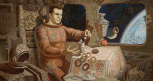 Какой стала космическая еда сейчас?