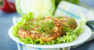 Какое вкусное блюдо можно быстро приготовить на завтрак? Капустный блин