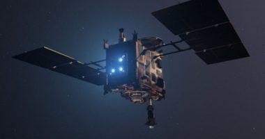 Зонд «Хаябуса-2» готов к посадке на астероид Рюгу