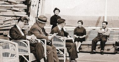 Как Никита Сергеевич Хрущёв плавал в Америку?