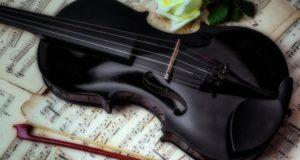 Каменная скрипка. На что она способна?