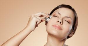 Как улучшить состояние кожи? Польза умывания косметическим льдом