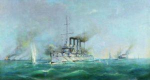 Чем знаменит крейсер «Варяг» и какова его судьба? Часть 1: легендарная битва