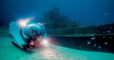 Подводная суперъяхта, «Союз-ФГ» и другие невероятные концепции