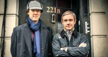 Какие зарубежные сериалы XXI века стоит посмотреть? Детективы: «Шерлок», «Лютер», «Бешеные псы»