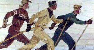 Как советские лыжники преодолели… Ледовитый океан?