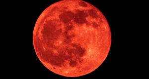 Лунное затмение века