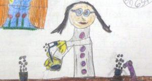 Дети все чаще рисуют женщин, когда их просят нарисовать ученого