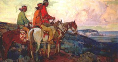 Как индейцы навахо победили… в войне с Японией?