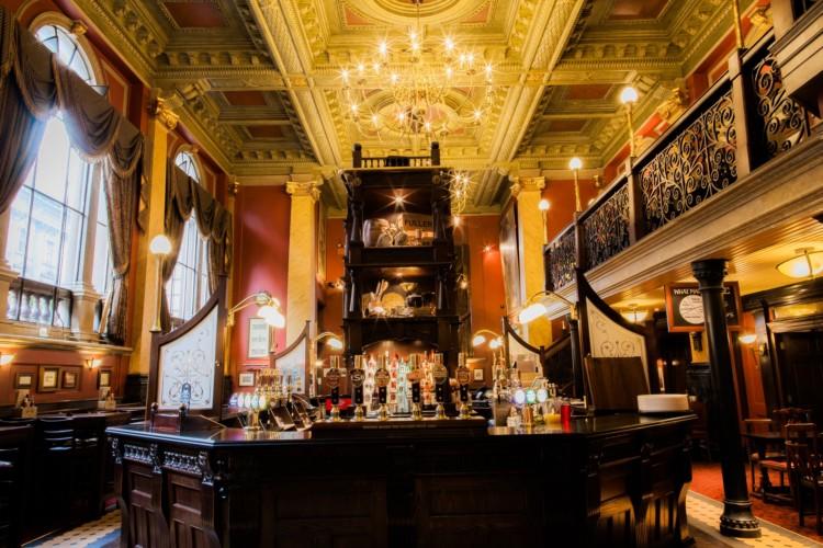 Ресторанный Лондон