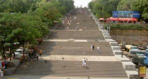 Почему одесская лестница — Потёмкинская?