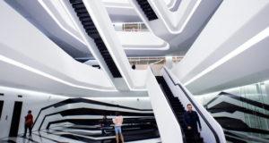 5 самых дорогих проектов культового архитектора Захи Хадид