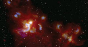 Детальное изображение звездной колыбели