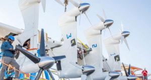 Ветряк на воздушном змее — туманное будущее ветроэнергетики