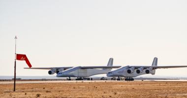 Самый длиннокрылый самолет разогнался до 40 узлов в ходе пробежек