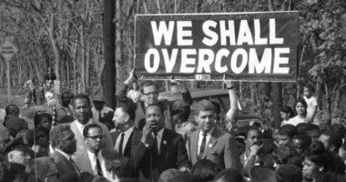 Песни борьбы и протеста — 1. Какую песню цитировали Мартин Лютер Кинг и президент Джонсон?