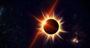 Трансляция: полное солнечное затмение