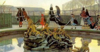 Александр Николаевич Бенуа: монархические тенденции в живописи или тонкий реализм мастера?